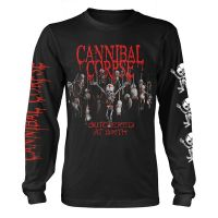 Cannibal Corpse - Butchered At Birth Baby (Long Sleeve T-Shirt)