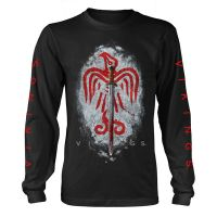 Vikings - Raven Sword (Long Sleeve T-Shirt)
