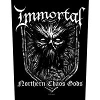 Immortal - Northern Chaos Gods (Backpatch)