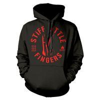 Stiff Little Fingers - Digits (Hooded Sweatshirt)