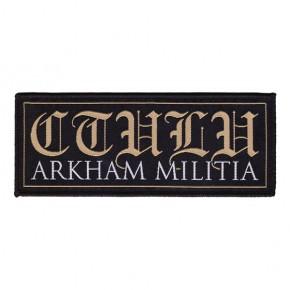Ctulu - Arkham Militia (Patch)
