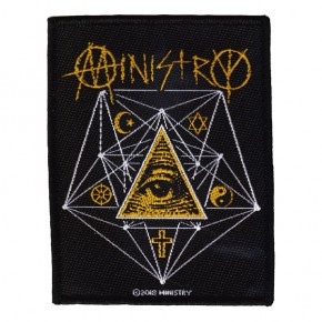 Ministry - All Seeing Eye (Patch)