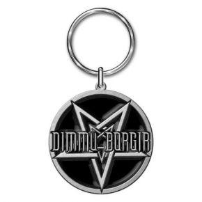 Dimmu Borgir - Pentagram (Keyring)