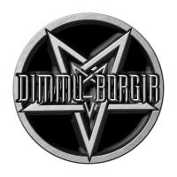 Dimmu Borgir - Pentagram (Metal Pin Badge)