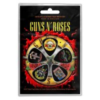 Guns N Roses - Bullet Logo (Plectrum Pack)