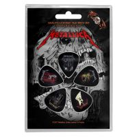 Metallica - Guitars (Plectrum Pack)