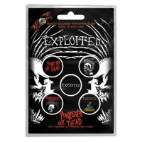 Exploited - Punk's Not Dead (Badge Pack)