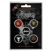 Venom - Black Metal (Badge Pack)