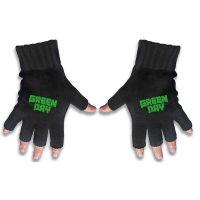 Green Day - Logo (Gloves)