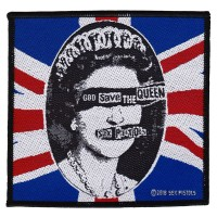 Sex Pistols - God Save The Queen (Patch)