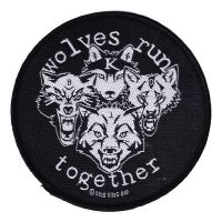 King 810 - Wolves Run Together (Patch)