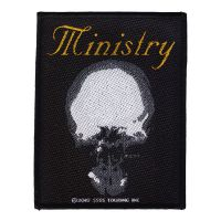 Ministry - The Mind Is A Terrible Thing To Taste (Patch)