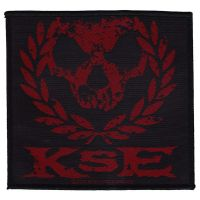 Killswitch Engage - Skull Wreath (Patch)