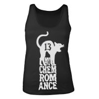 My Chemical Romance - Lucky 13 (Girls Tank Vest)