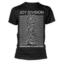 Joy Division - Unknown Pleasures Black (T-Shirt)