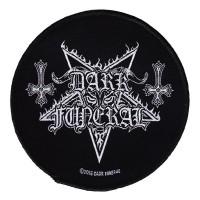 Dark Funeral - Logo (Patch)