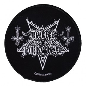 Dark Funeral - Logo (Patch)