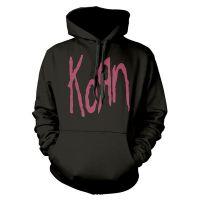 Korn - Red Logo (Hooded Sweatshirt)