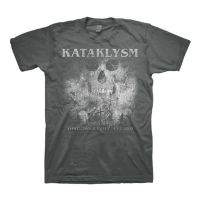 Kataklysm - Shadows & Dust Grey (T-Shirt)