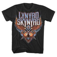 Lynyrd Skynyrd - Crossed Guitars (T-Shirt)