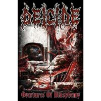 Deicide - Overtures Of Blasphemy (Textile Poster)
