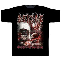 Deicide - Overtures Of Blasphemy (T-Shirt)