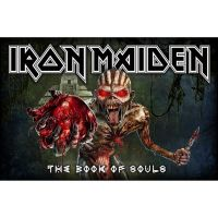 Iron Maiden - The Book Of Souls (Textile Poster)
