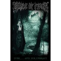 Cradle Of Filth - Dusk And Her Embrace (Textile Poster)