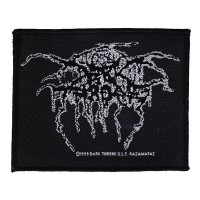 Darkthrone - Logo (Patch)
