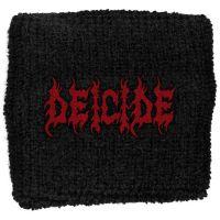 Deicide - Logo (Sweatband)