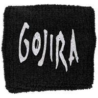 Gojira - Logo (Sweatband)
