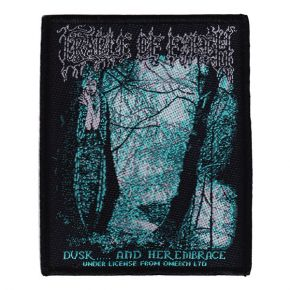 Cradle Of Filth - Dusk And Her Embrace (Patch)