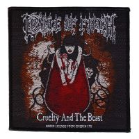 Cradle Of Filth - Cruelty And The Beast (Patch)