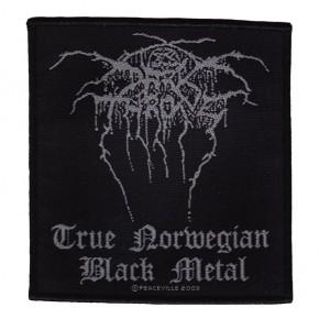 Darkthrone - True Norwegian Black Metal (Patch)