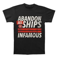 Abandon All Ships - Infamous (T-Shirt)