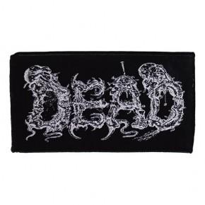 Dead - Logo (Patch)