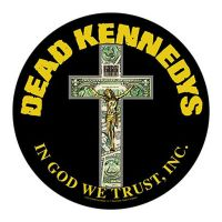 Dead Kennedys - In God We Trust (Backpatch)