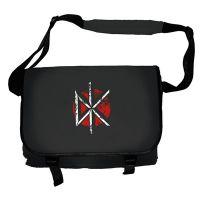 Dead Kennedys - DK Black (Messenger Bag)