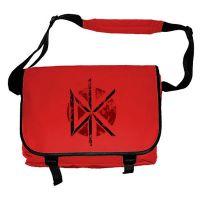 Dead Kennedys - DK Red (Messenger Bag)