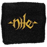 Nile - Logo (Sweatband)