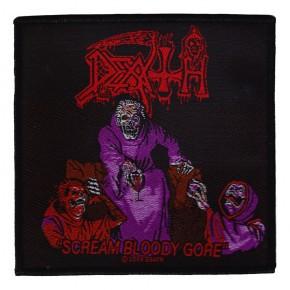Death - Scream Bloody Gore (Patch)