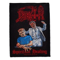 Death - Spiritual Healing (Patch)