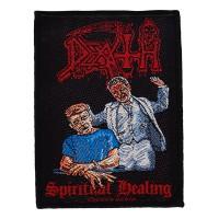 Death - Spiritual Healing (Patch)