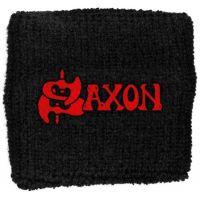 Saxon - Logo (Sweatband)