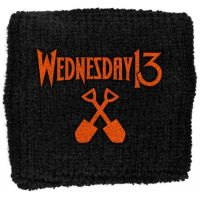 Wednesday 13 - Logo (Sweatband)