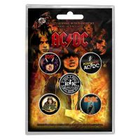 ACDC - Highway To Hell (Badge Pack)