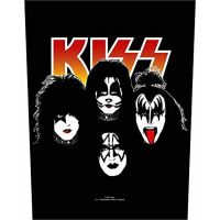 Kiss - Faces (Backpatch)