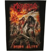 Kreator - Dying Alive (Backpatch)