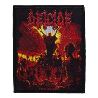 Deicide - To Hell With God (Patch)