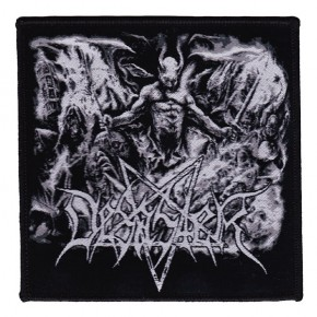 Desaster - Logo In Hell (Patch)